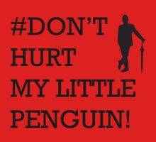 Don't hurt my little penguin! by athelstan