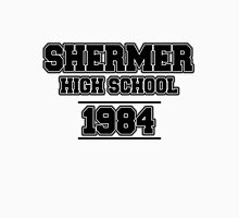 SHERMER HIGH SCHOOL - 1984 Womens Fitted T-Shirt