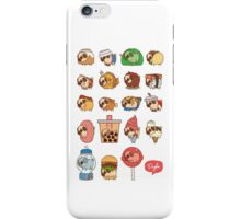 Puglie Food and Drinks iPhone Case/Skin