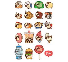 Puglie Food and Drinks Photographic Print