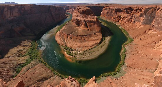 Horseshoe Bend by Christophe Testi