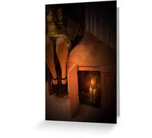 Wendy House Greeting Card