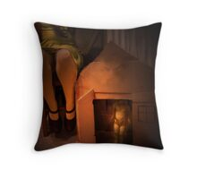 Wendy House Throw Pillow