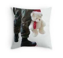 BDU Bear Throw Pillow