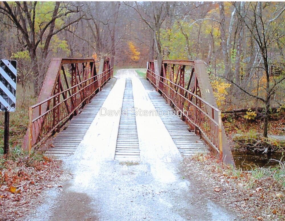 iron bridge by David Stembaugh