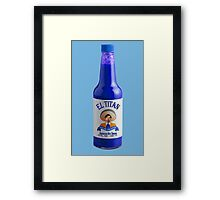 A-Gon Tapatio Framed Print