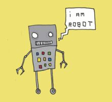 i am robot by Cat Bruce