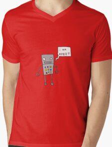 i am robot Mens V-Neck T-Shirt