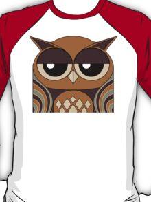 UNDERSTANDING OWL PORTRAIT T-Shirt