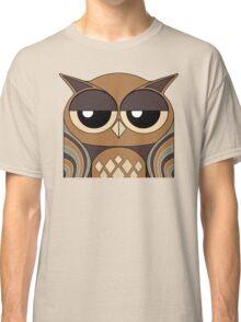 UNDERSTANDING OWL PORTRAIT Classic T-Shirt