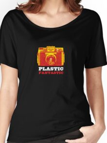 Plastic Fantastic - HOLGA Women's Relaxed Fit T-Shirt