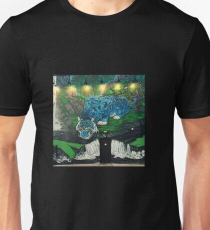Third Eye Tiger Unisex T-Shirt