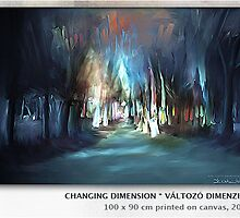 Changing Dimension by EvyGabi