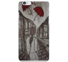Philippa in Lisboa iPhone Case/Skin