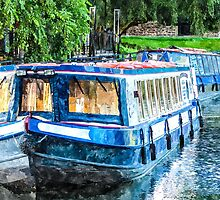 Artwork River Cruiser by ncp-photography