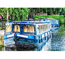 Artwork River Cruiser Photographic Print