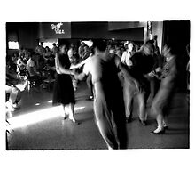 Jive-3 Photographic Print