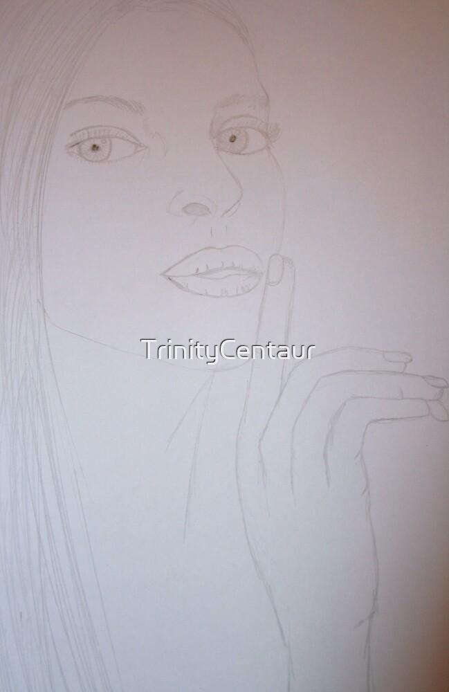 shhhhhhh by TrinityCentaur