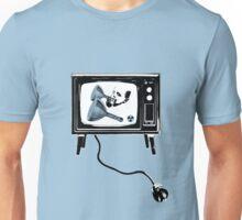 Breeding ignorance and feeding radiation Unisex T-Shirt