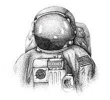 The Martian by Daria Finn