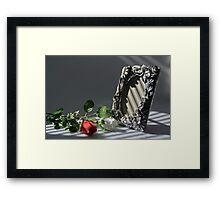 Empty Memories Framed Print