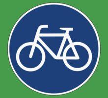 Sonderweg für Radfahrer. by IMPACTEES