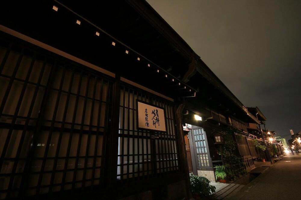 Takayama - Night Moves III by Trishy