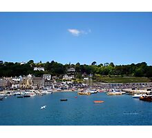 Lyme Regis Harbour Photographic Print