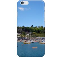Lyme Regis Harbour iPhone Case/Skin