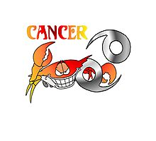 Cancer Photographic Print