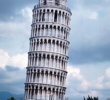 Leaning tower of Pisa, by Dr. Sandeep Jain
