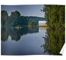 Little Rideau Lake  Poster