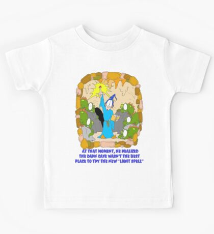 Silly Spell Kids Tee