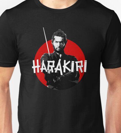 Harakiri - Hanshiro Tsugumo Unisex T-Shirt