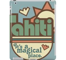 Tahiti iPad Case/Skin