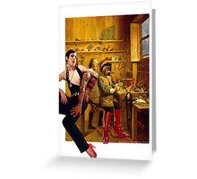 Pinocchio's Dream Greeting Card