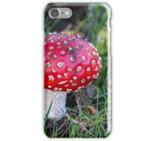 Fly Agaric iPhone Case/Skin