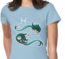 Astrology - Pisces Womens Fitted T-Shirt