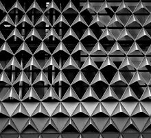 SAHMRI In Black And White by Ben Loveday