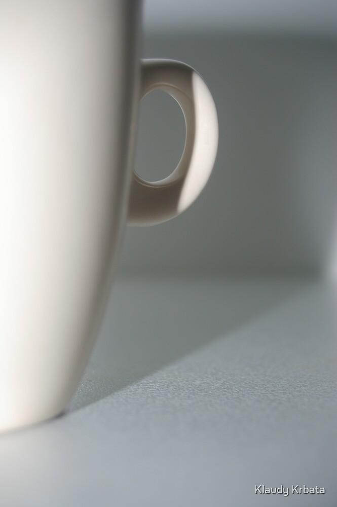 cup by Klaudy Krbata