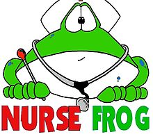 Nurse Frog by Skree