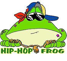 Hip Hop Frog by Skree