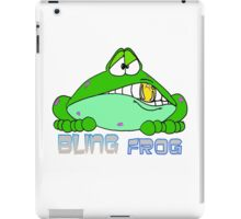 Bling Frog iPad Case/Skin