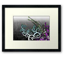 Shan Hana Framed Print