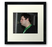 Smelly Framed Print