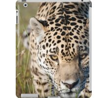 Prowling jaguar iPad Case/Skin
