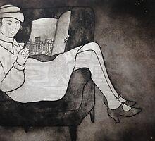 In the Waiting Room by KatePiekutowski