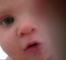 Curious Baby by Melanie VanderSande