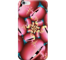 Hungry Pink Pods iPhone Case/Skin