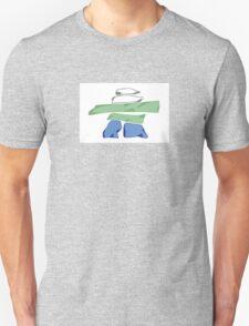 Flag of Nunatsiavut T-Shirt